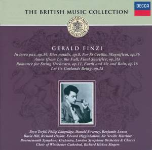 British Music Collection - Gerald Finzi