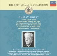 British Music Collection - Gustav Holst