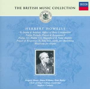 British Music Collection - Herbert Howells