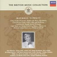 British Music Collection - Michael Tippett