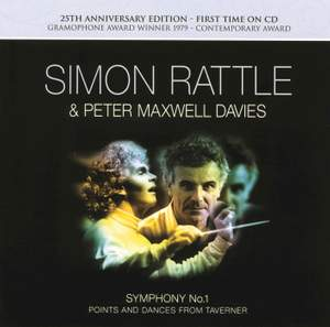 Simon Rattle & Peter Maxwell Davies