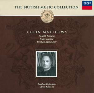 British Music Collection - Colin Matthews Product Image