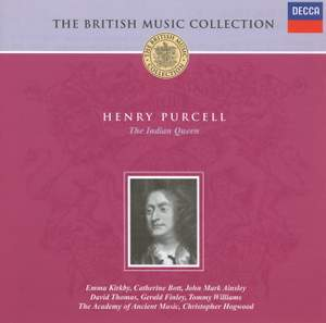 British Music Collection - Henry Purcell Product Image
