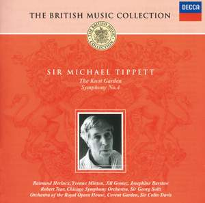 British Music Collection - Sir Michael Tippett