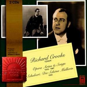 Richard Crooks sings Opera Arias and Songs