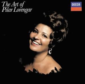 The Art of Pilar Lorengar