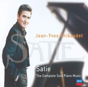 Satie - The Complete Solo Piano Music
