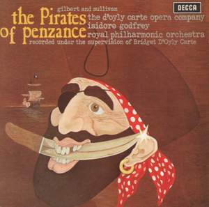 Sullivan, A: The Pirates of Penzance