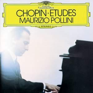 Chopin - Études Product Image