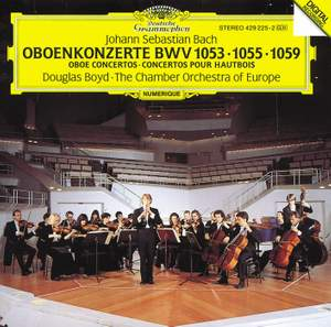 JS Bach: Oboe Concertos