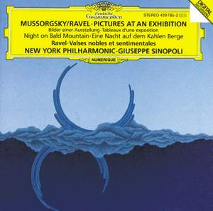 Mussorgsky: Pictures at an Exhibition & Ravel: Valses nobles et sentimentales