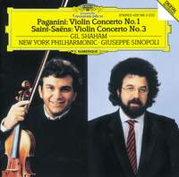 Paganini & Saint-Saëns: Violin Concertos