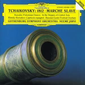 Tchaikovsky: 1812 Overture, Op. 49, etc.