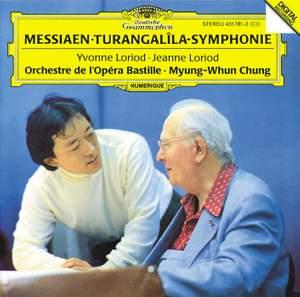 Messiaen: Turangalîla Symphony