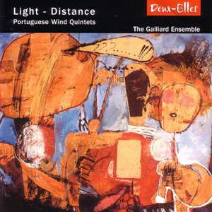 Light-Distance - Portuguese Wind Quintets
