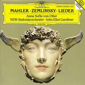 Mahler & Zemlinsky: Lieder Product Image