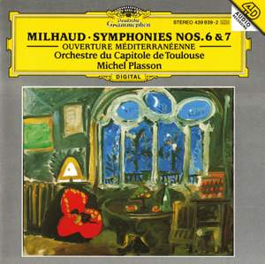 Milhaud: Symphony No. 6, etc.