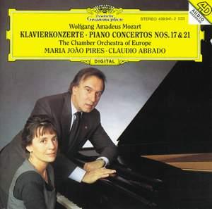 Mozart: Piano Concerto No. 17 in G major, K453, etc. Product Image