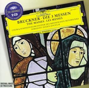 Bruckner - Masses 1-3