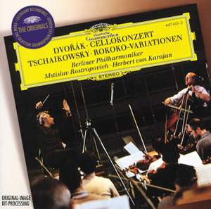 Dvorak & Tchaikovsky: Works for Cello & Orchestra Product Image