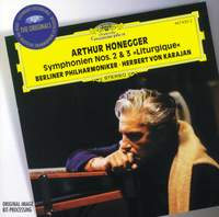 Honegger: Symphony No. 2 in D for strings and trumpet, etc.