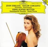 Sibelius: Violin Concerto, Serenades & Humoresque
