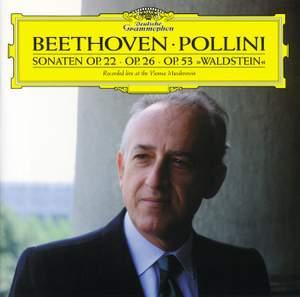 Beethoven: Piano Sonatas Nos. 11, 12 & 21