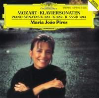 Mozart: Piano Sonatas, K281, K282, K533/K494
