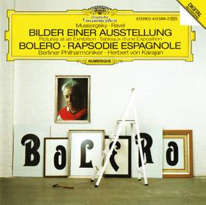 Herbert von Karajan conducts Mussorgsky & Ravel
