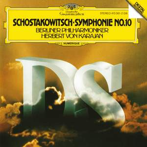 Shostakovich: Symphony No. 10 in E minor, Op. 93 Product Image