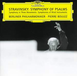 Stravinsky - Symphony of Psalms