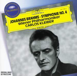 Brahms: Symphony No. 4 in E minor, Op. 98 Product Image