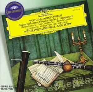 Mozart: Wind Concertos Product Image