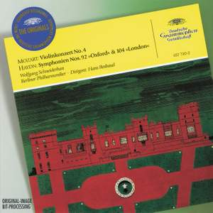 Haydn: Oxford and London Symphonies Product Image