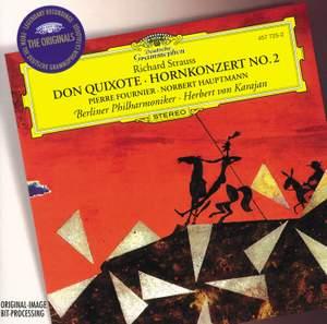 R. Strauss: Don Quixote & Horn Concerto No. 2