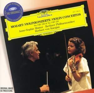 Mozart: Violin Concerto No. 3 in G major, K216, etc. Product Image
