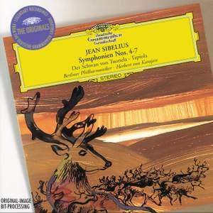 Sibelius - Symphonies Nos. 4-7