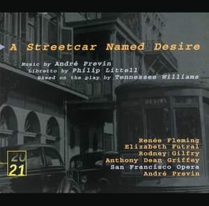 Previn: A Streetcar Named Desire