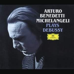 Arturo Benedetti Michelangeli plays Debussy