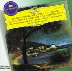 Lorin Maazel conducts Mendelssohn & Franck Product Image