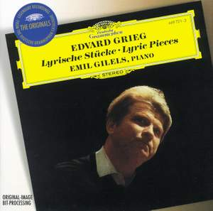 Grieg: Lyric Pieces (selection)