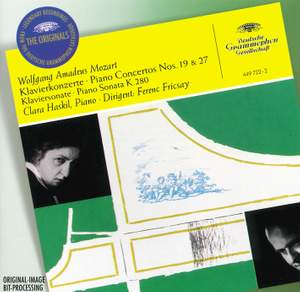 Mozart: Piano Concerto No. 19 in F major, K459, etc. Product Image