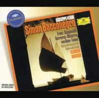 Verdi: Simon Boccanegra (recorded 1977)