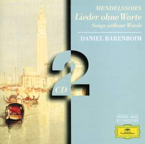 Mendelssohn: Complete Songs without Words Product Image