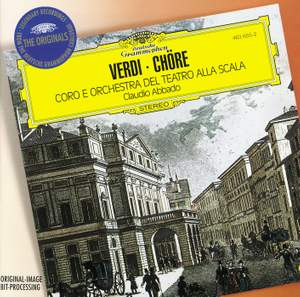 Verdi - Choruses Product Image