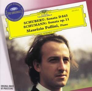Schubert: Piano Sonata No. 16 in A minor, D845, etc.