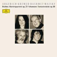 Brahms: Piano Quartet No. 1 in G minor, Op. 25, etc.