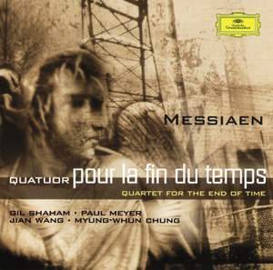 Messiaen: Quatuor pour la fin du temps Product Image