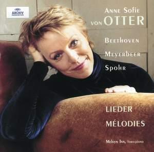 Lieder Mélodies
