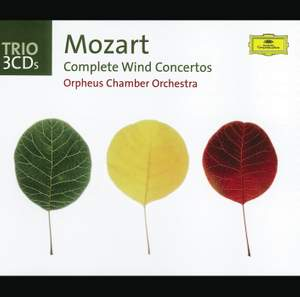 Mozart - Complete Wind Concertos Product Image